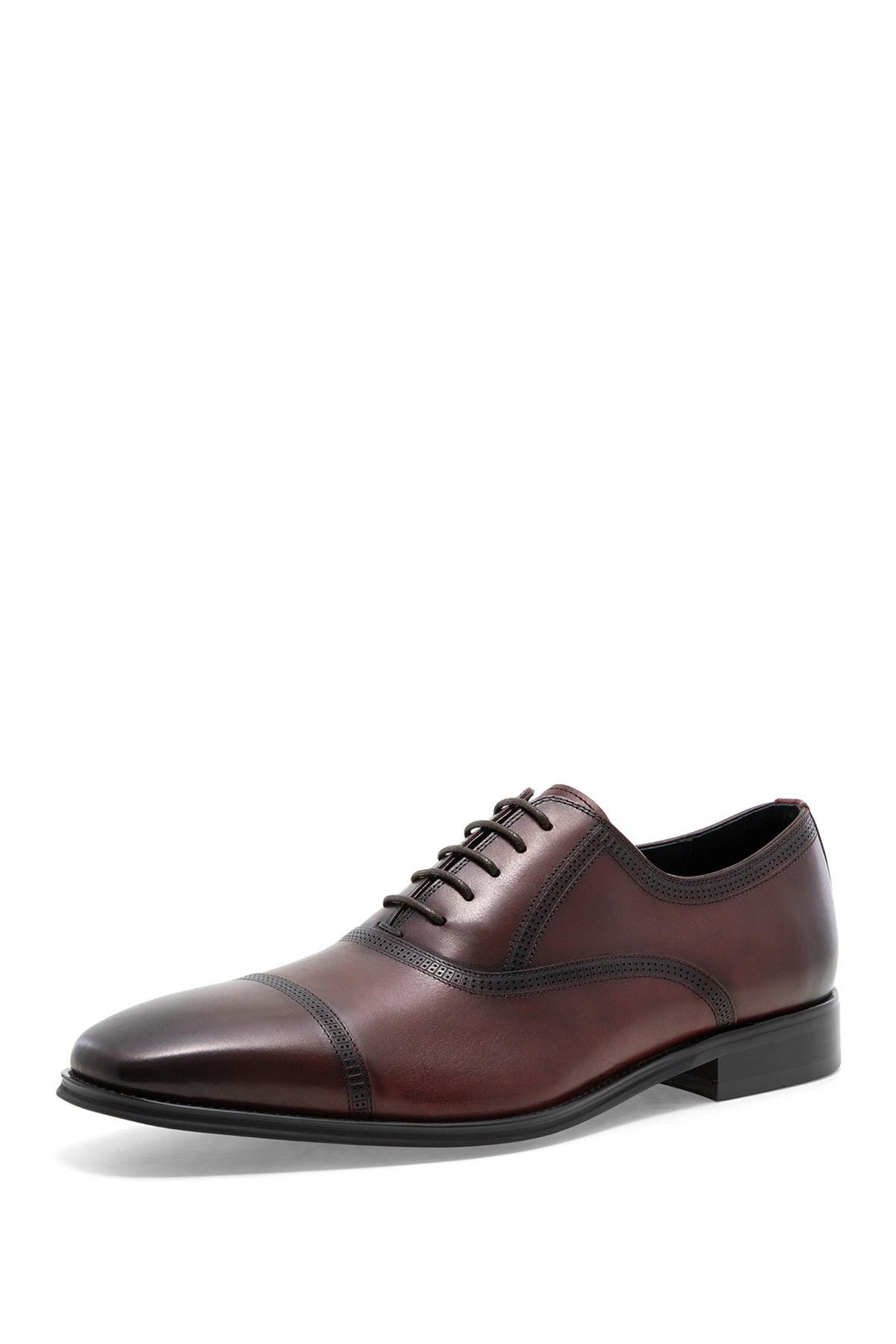 Image of J75 By Jump McCrae Cap Toe Oxford