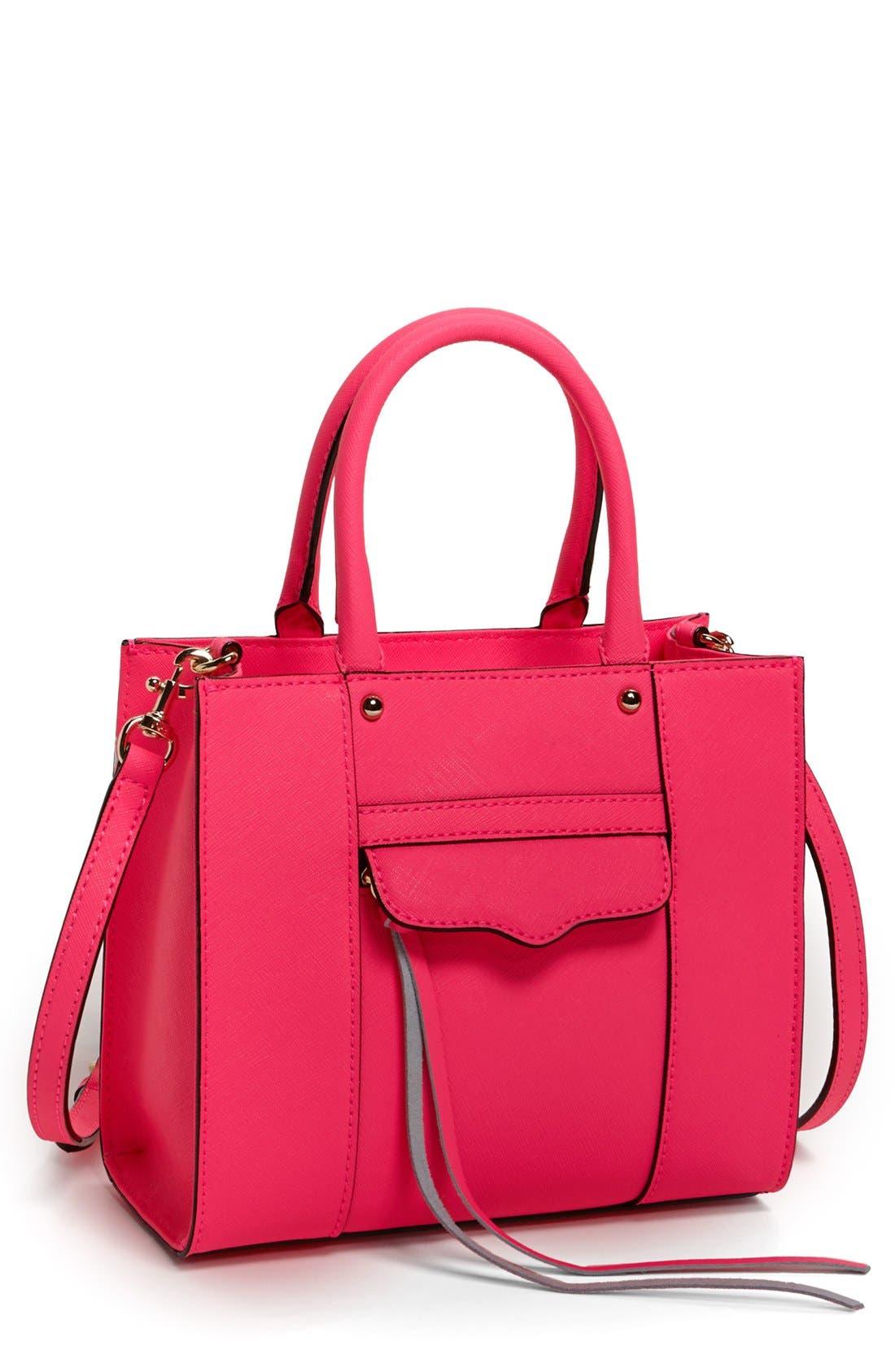 ,                             'Mini MAB Tote' Crossbody Bag,                             Main thumbnail 127, color,                             680