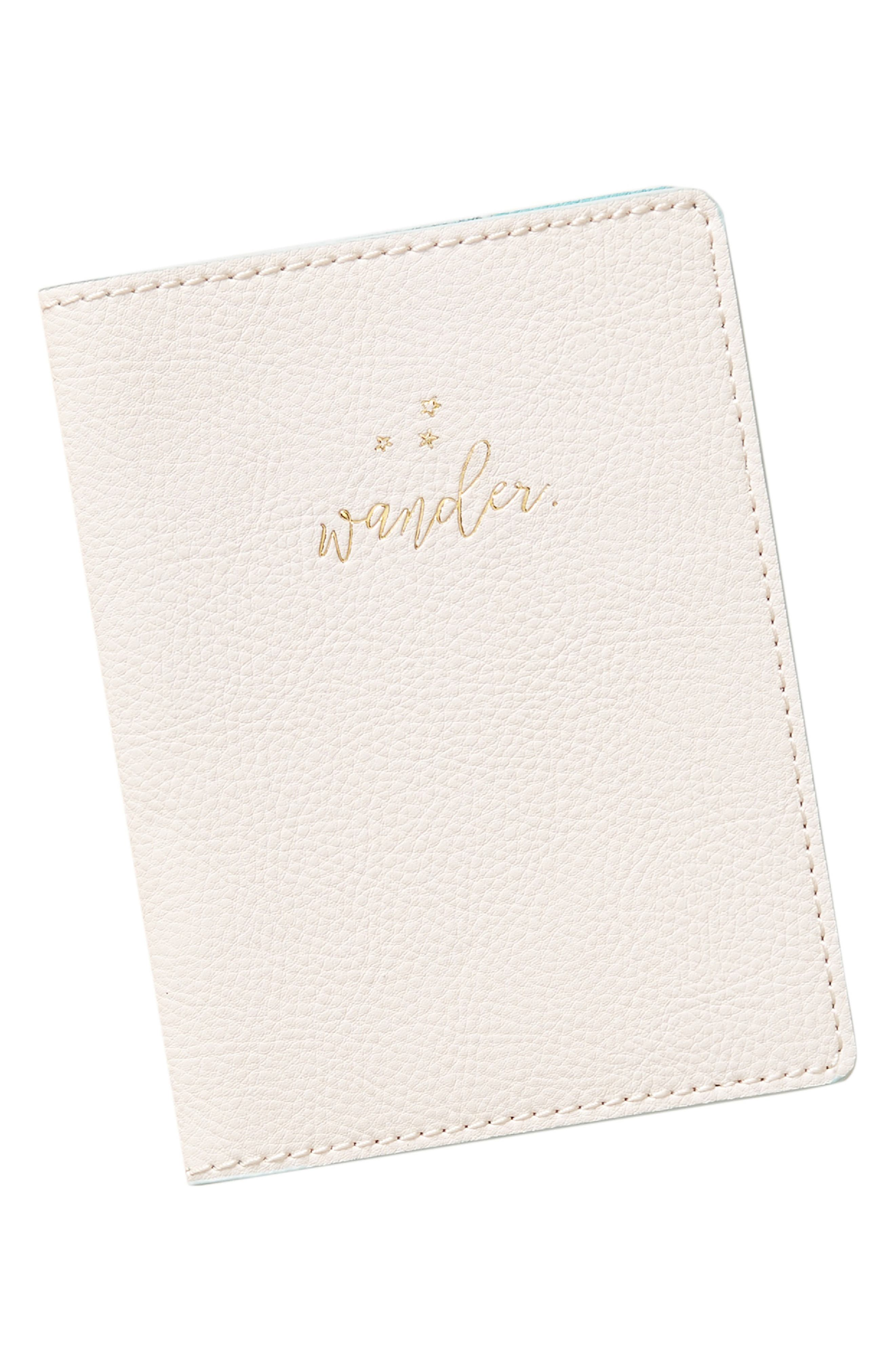 ,                             Seraphina Passport Case,                             Alternate thumbnail 4, color,                             PINK