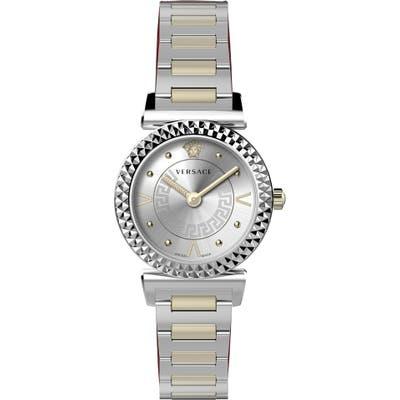Versace Mini Vanity Bracelet Watch, 27Mm