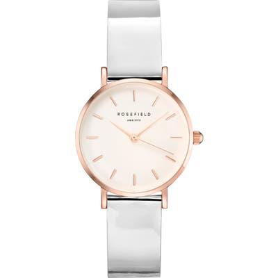 Rosefield Premimum Gloss Strap Watch, 2m