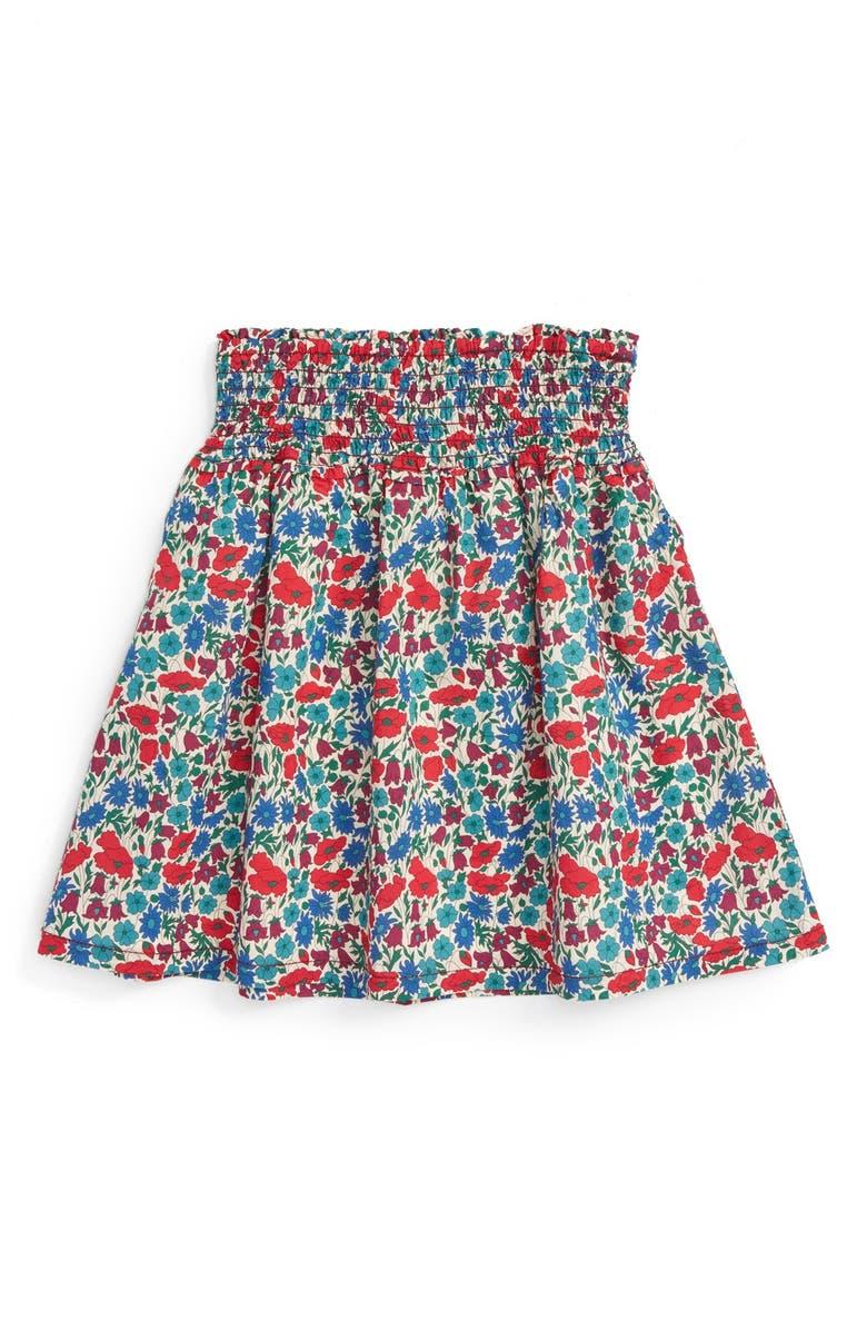 PEEK AREN'T YOU CURIOUS Peek 'Esperanza' Floral Print Skirt, Main, color, 514