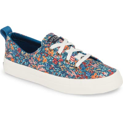Sperry Crest Vibe Liberty Sneaker, Blue