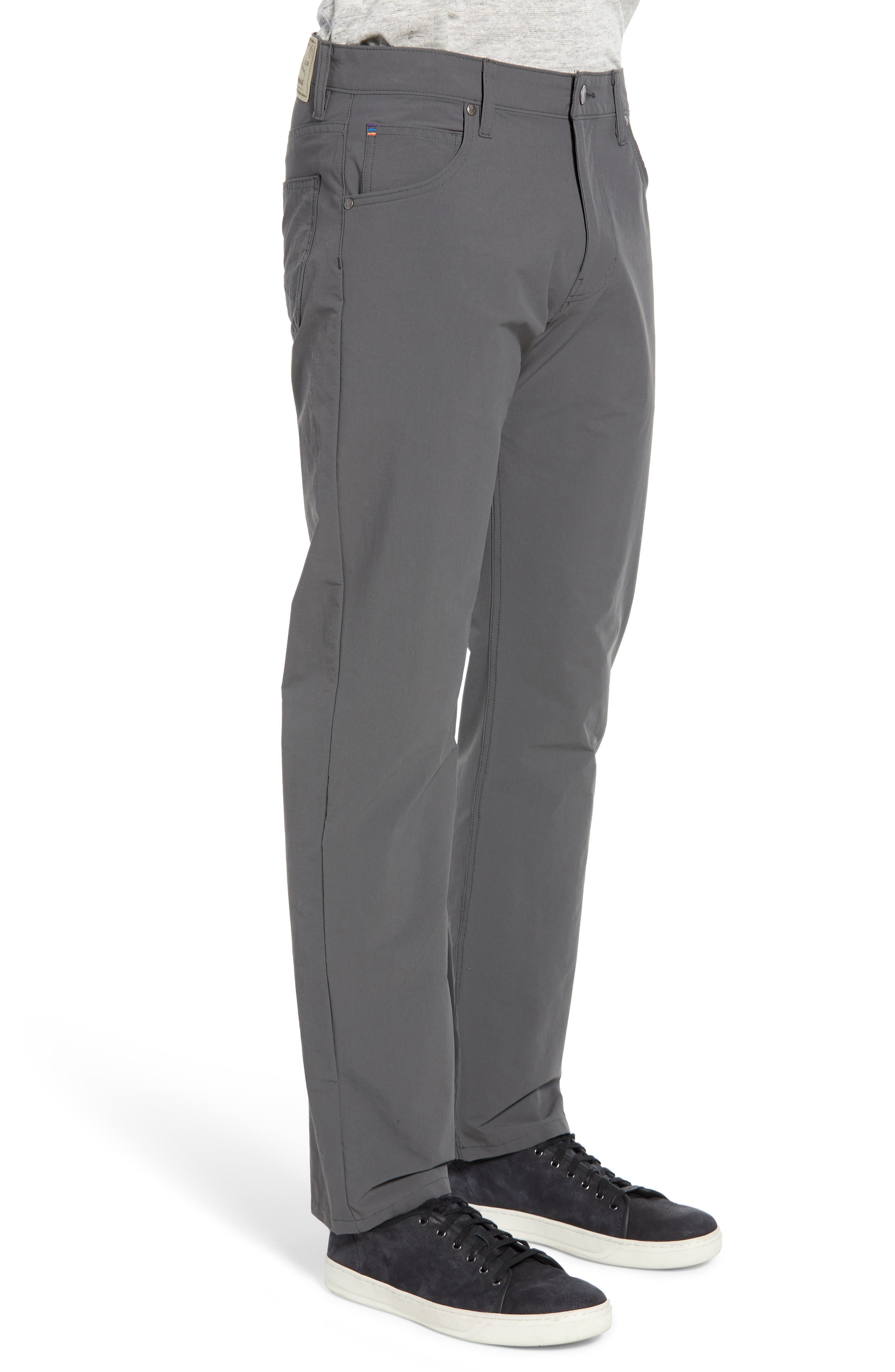 ,                             Stonycraft Regular Fit Jeans,                             Alternate thumbnail 4, color,                             FORGE GREY