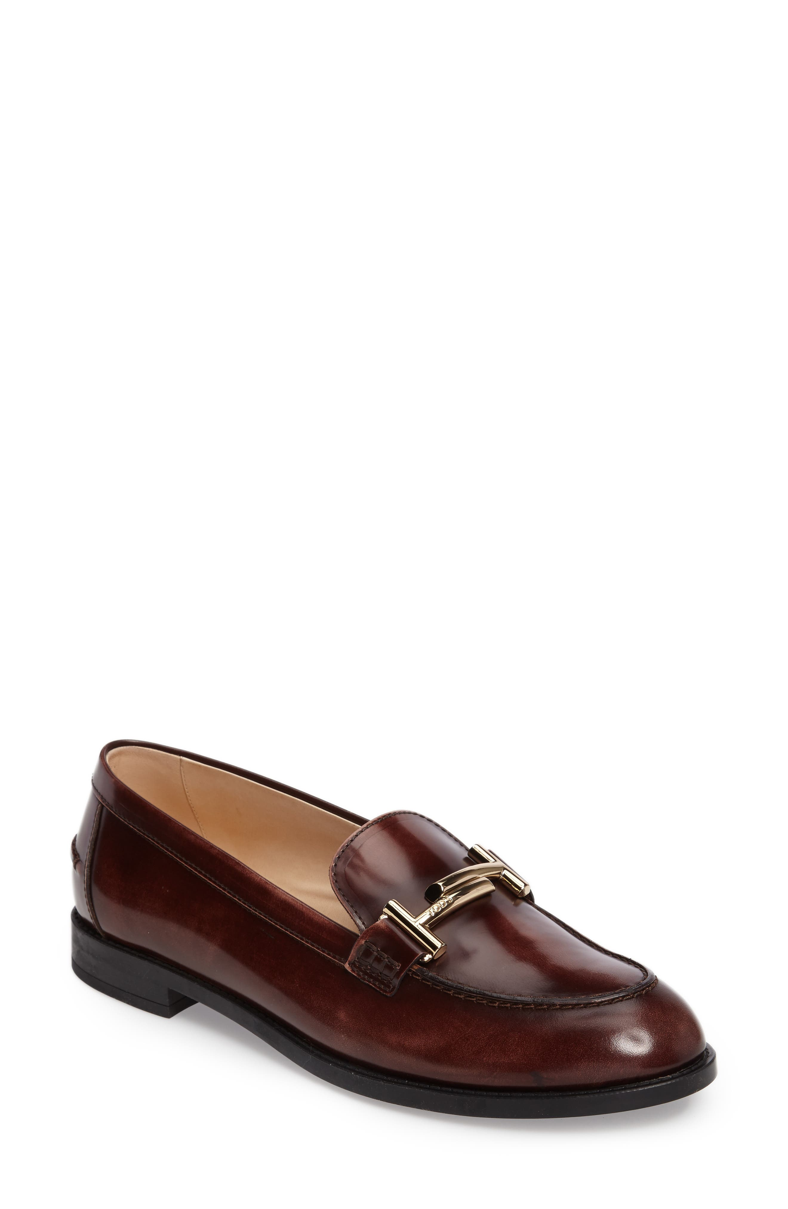 ,                             'Double T' Loafer,                             Main thumbnail 17, color,                             930