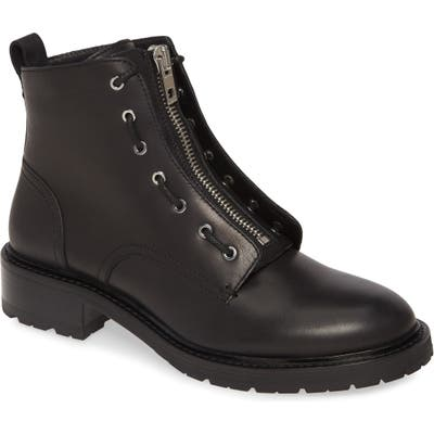 Rag & Bone Cannon Combat Boot, Black