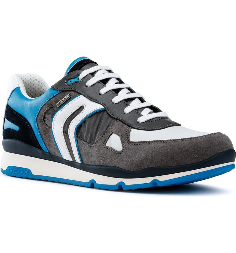 GEOX Sandford ABX 2 Waterproof Sneaker, Main, color, 057