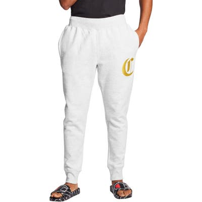 Champion Old English Embroidered Logo Sweatpants
