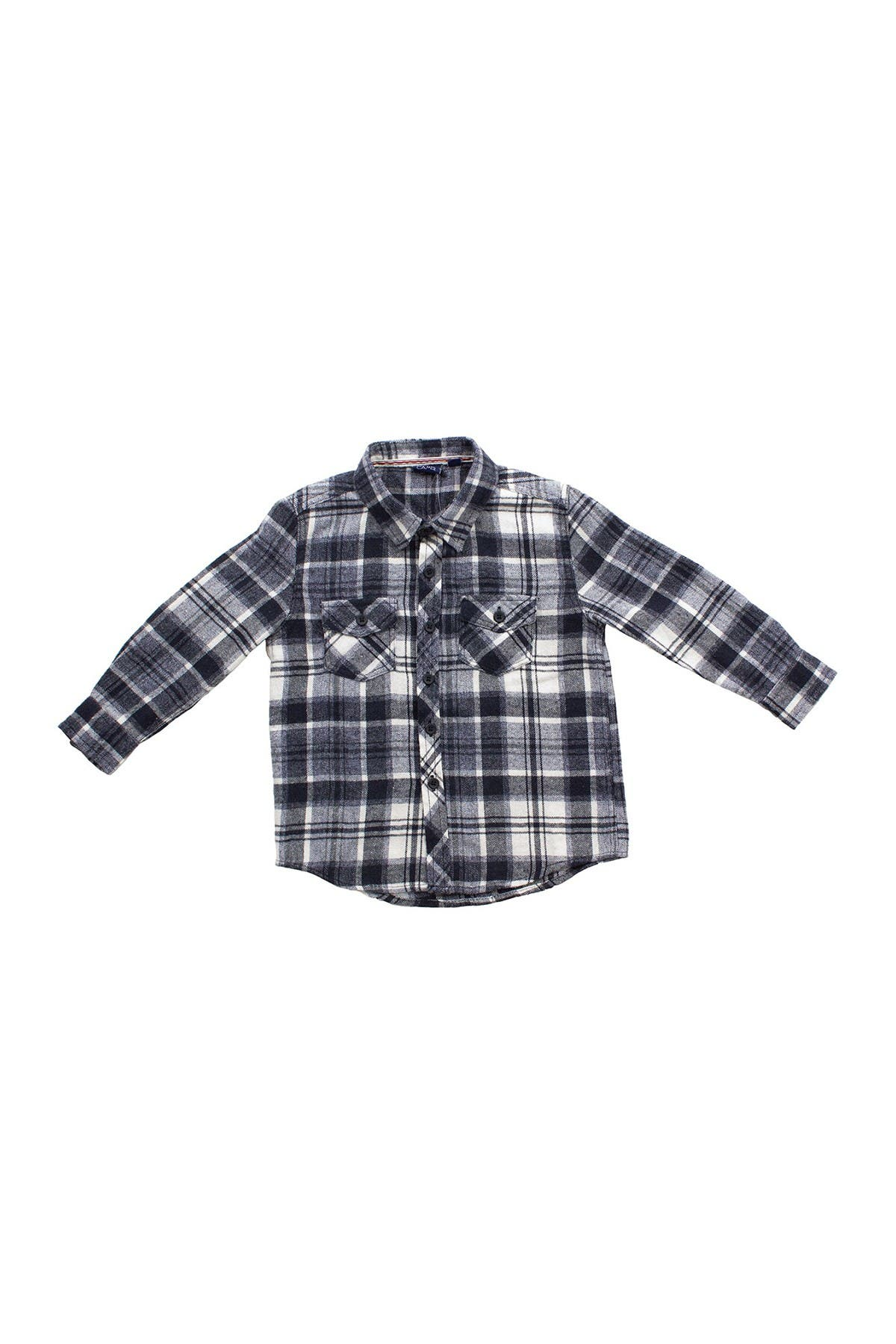 Image of BEAR CAMP Long Sleeve Button Down Flannel