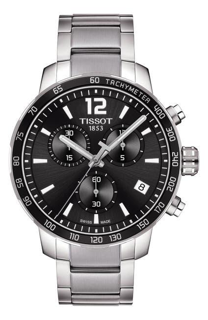 Image of Tissot Quickster Chrono Bracelet Watch, 42mm