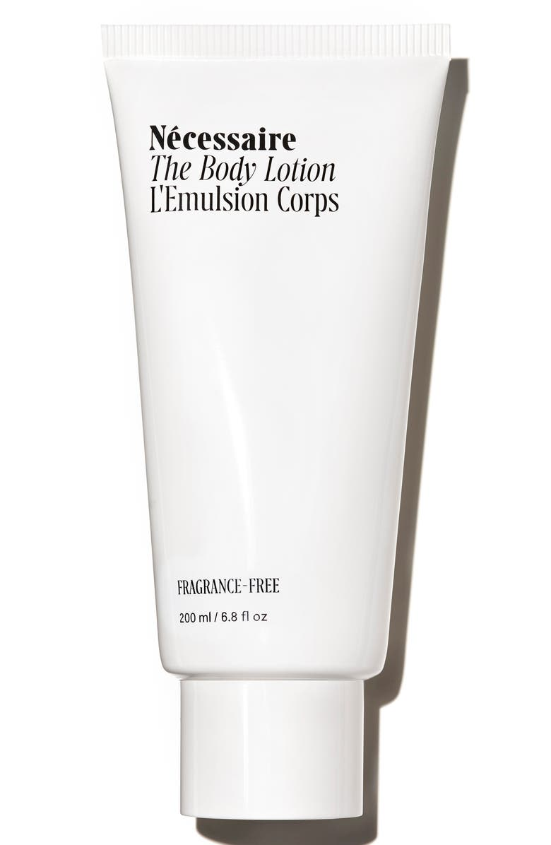 NÉCESSAIRE The Body Lotion, Main, color, FRAGRANCE FREE