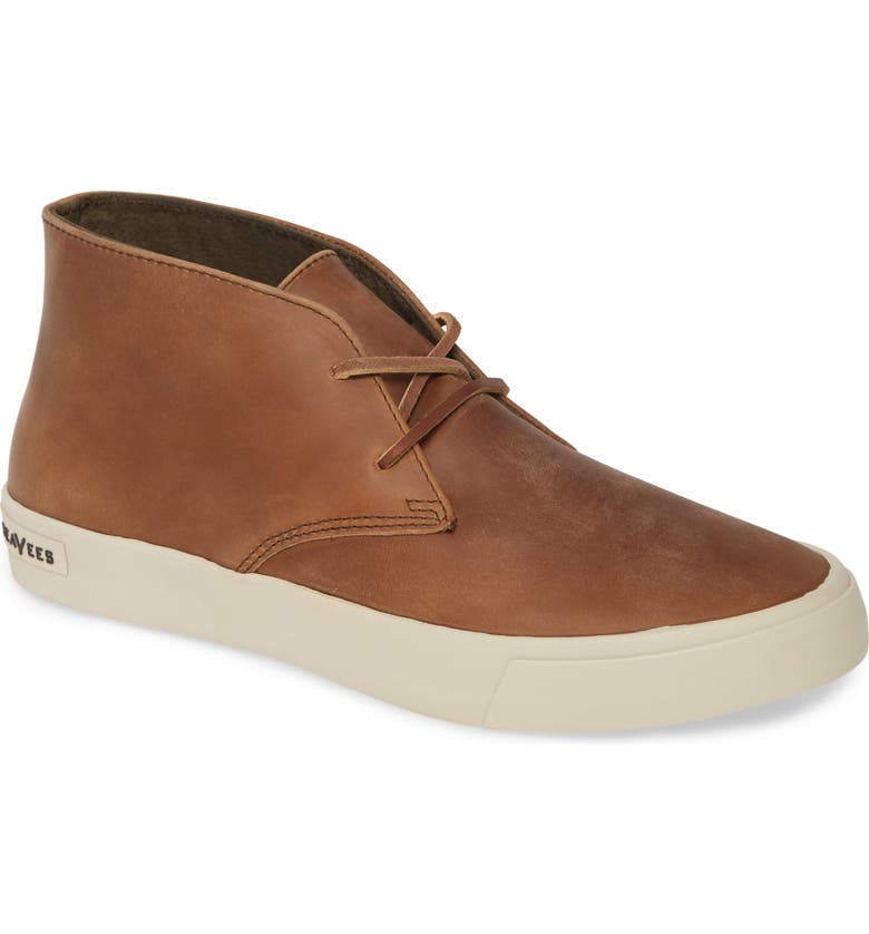 SEAVEES Maslon Chukka Sneaker, Main, color, ELMWOOD LEATHER