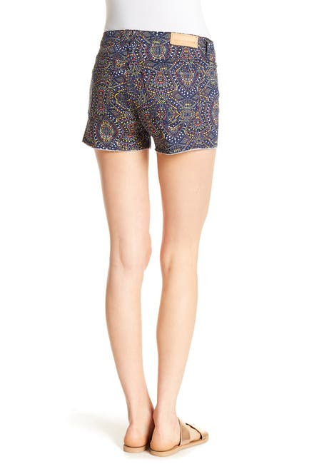 Image of Big Star Alex Mid Rise Shorts