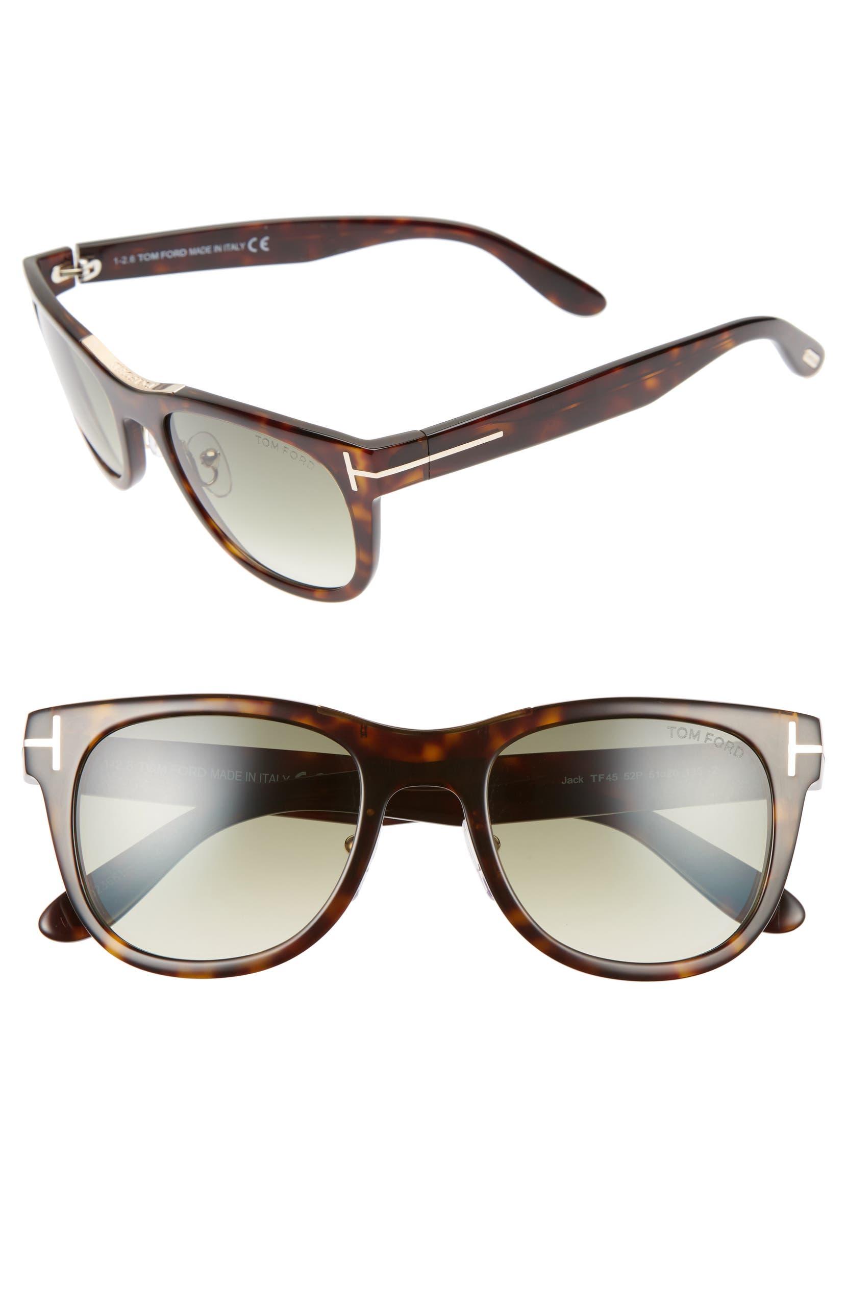 SunglassesNordstrom 51mm 51mm Jack Tom SunglassesNordstrom Tom Tom Ford Jack Ford Ford F3TJ1clK
