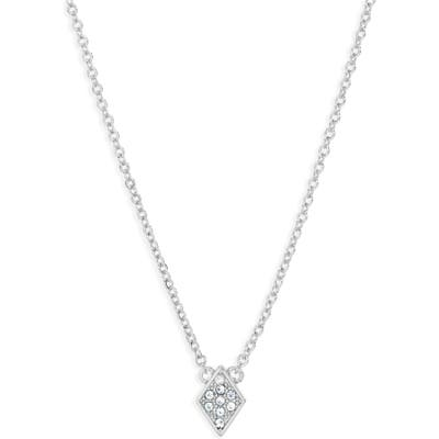 Nordstrom Pave Pendant Necklace