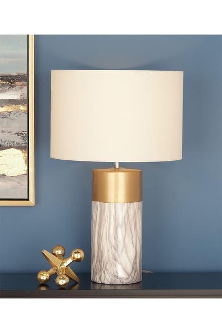 Image of CosmoLiving by Cosmopolitan Multi Modern Ceramic Table Lamp