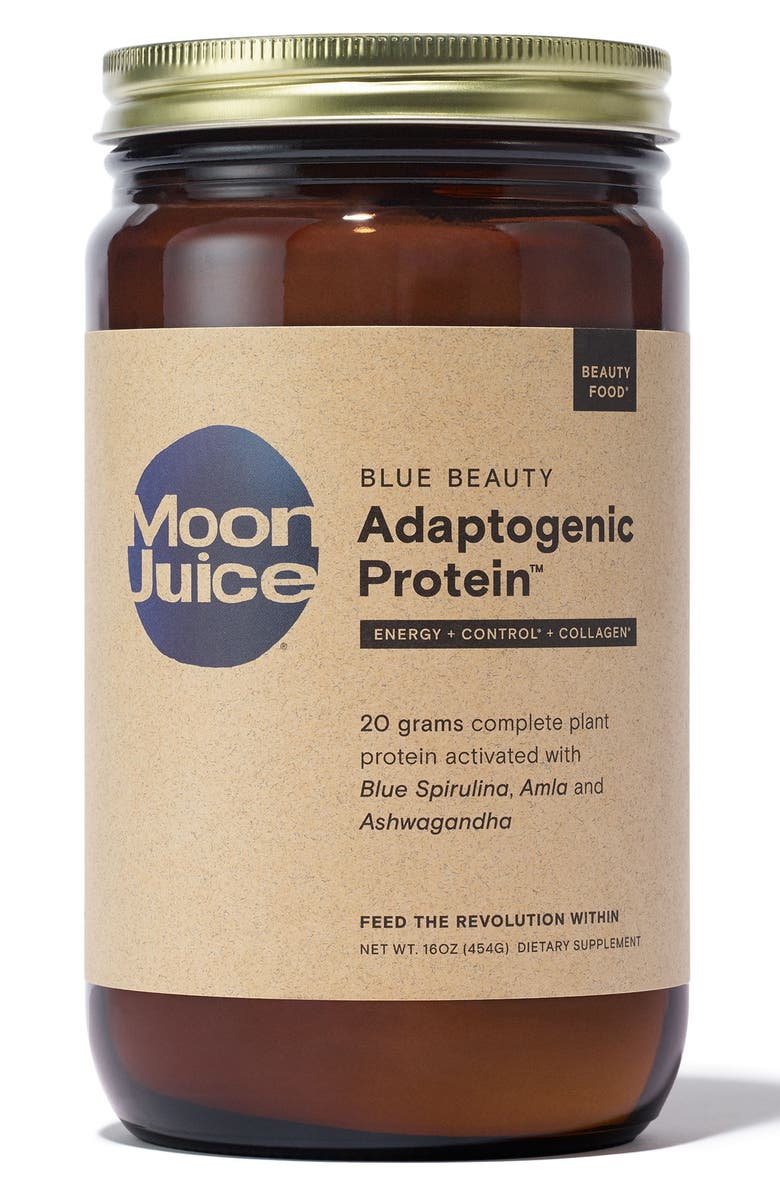MOON JUICE Blue Beauty Adaptogenic Protein<sup>™</sup> Dietary Supplement, Main, color, NO COLOR
