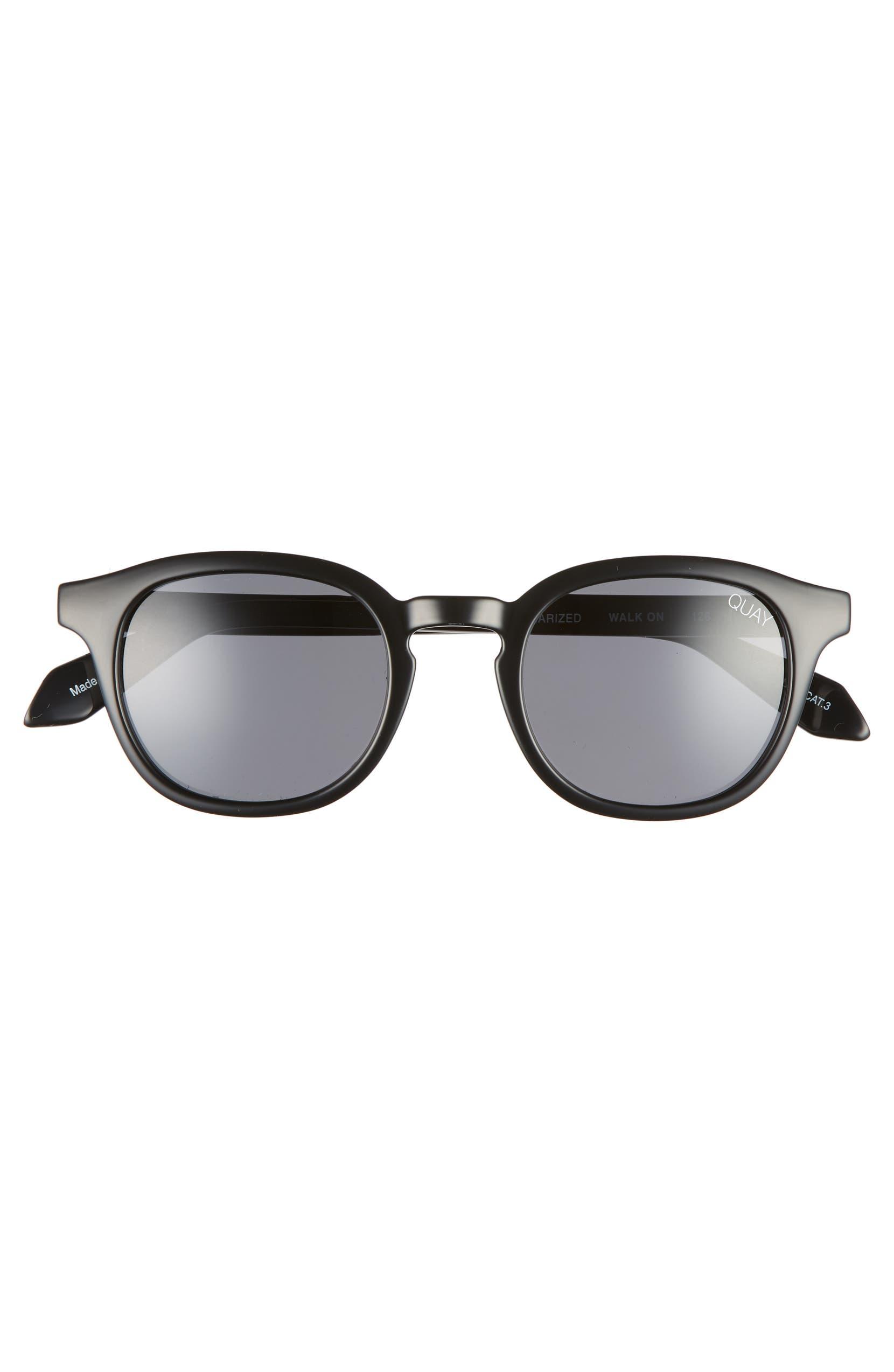 19258d30 Quay Australia Walk On 47mm Polarized Sunglasses | Nordstrom