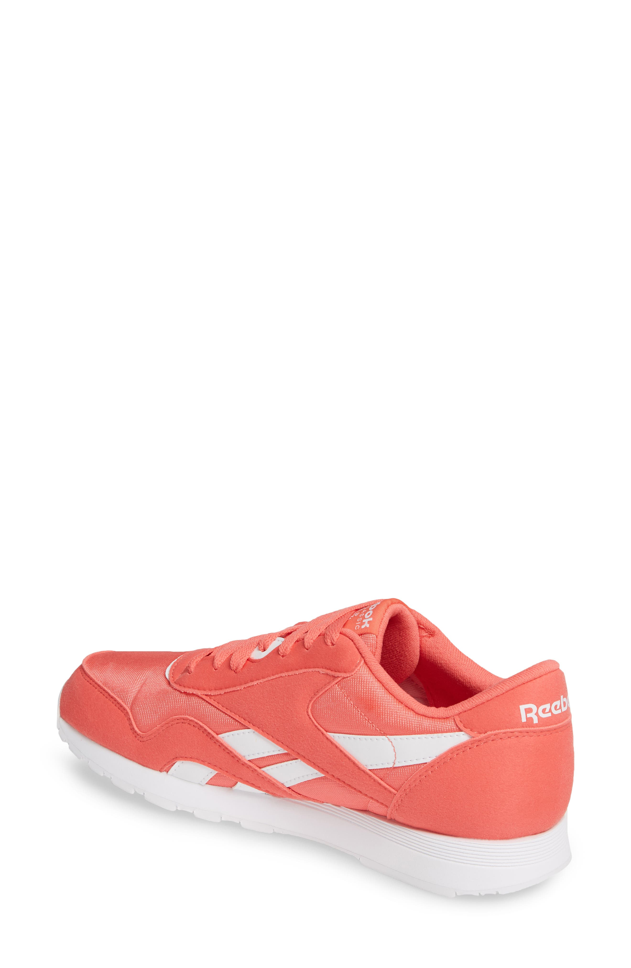 ,                             Classic Nylon Sneaker,                             Alternate thumbnail 16, color,                             600