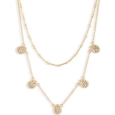 Anna Beck Double Strand Necklace