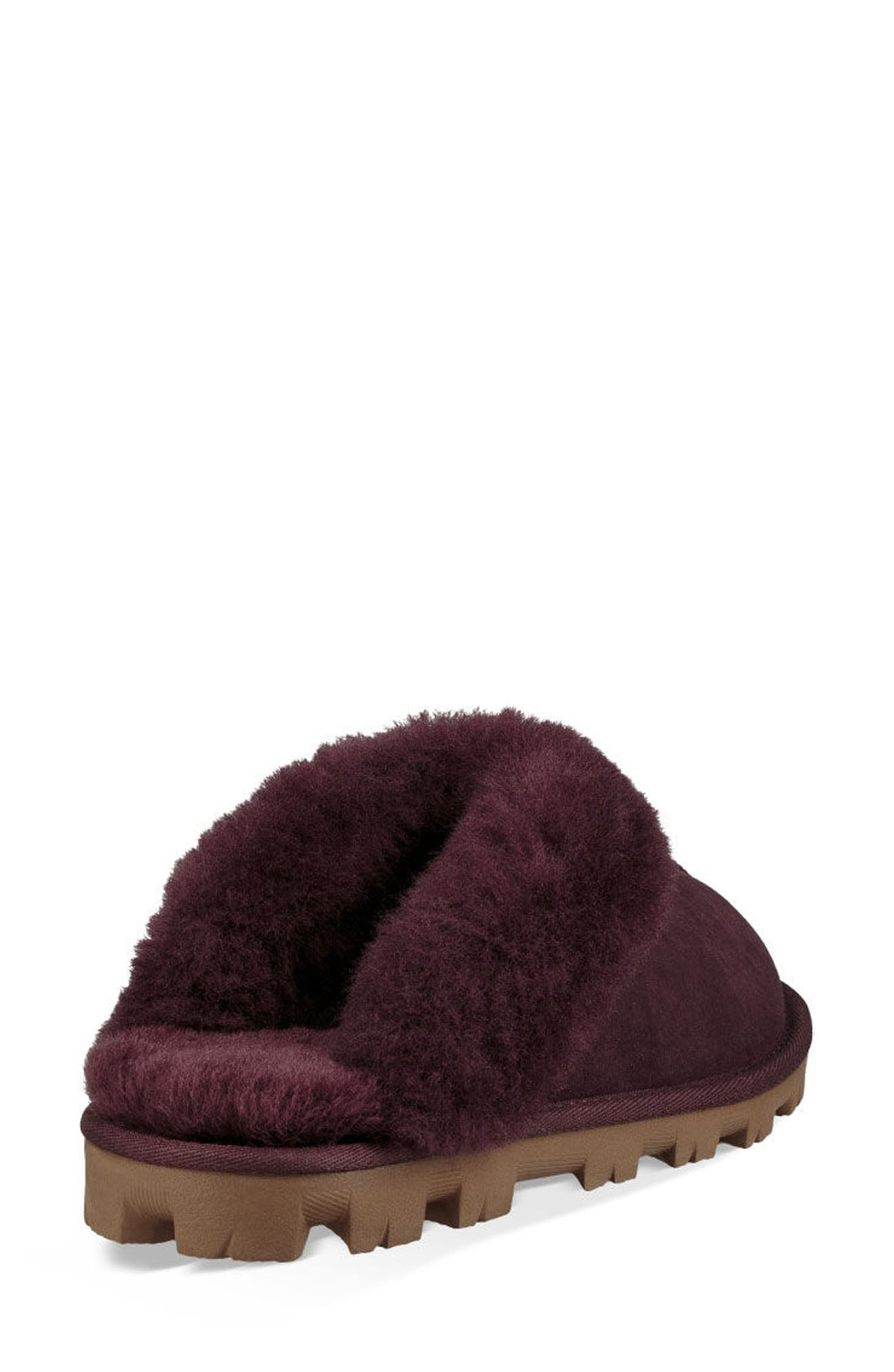 ,                             Genuine Shearling Slipper,                             Alternate thumbnail 64, color,                             553