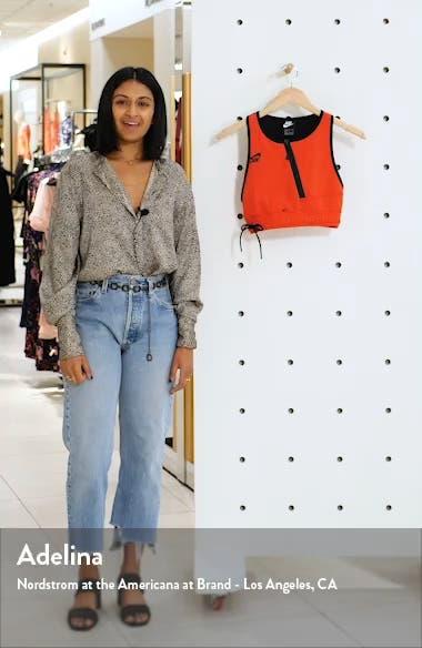 Sportswear Tech Fleece Crop Tank, sales video thumbnail
