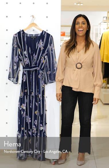 Floral Maxi Dress, sales video thumbnail