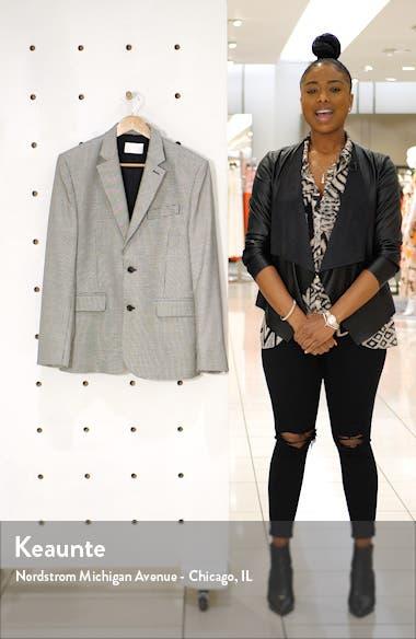 Houndstooth Slim Fit Sport Coat, sales video thumbnail