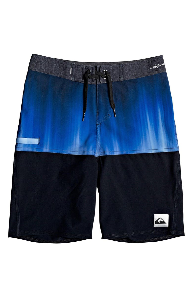 QUIKSILVER Highline Division Board Shorts, Main, color, ELECTRIC ROYAL