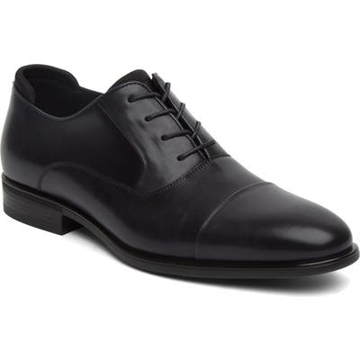 Reaction Kenneth Cole Edge Flex Cap Toe Oxford- Blue