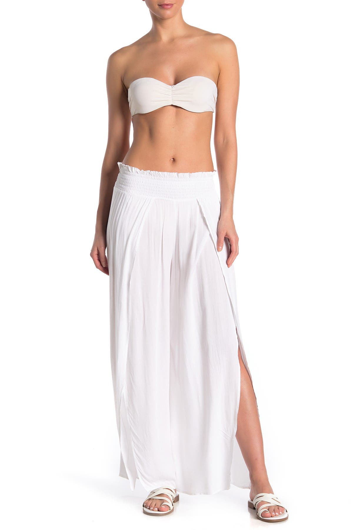 Image of ELAN Popover Knit Cover-Up Pants