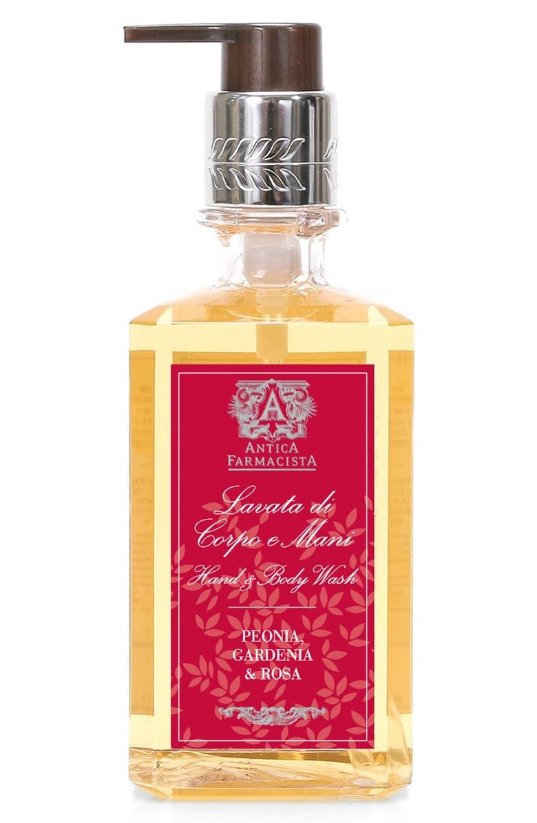 ANTICA FARMACISTA Peonia, Gardenia & Rosa Hand Wash, Main, color, 000
