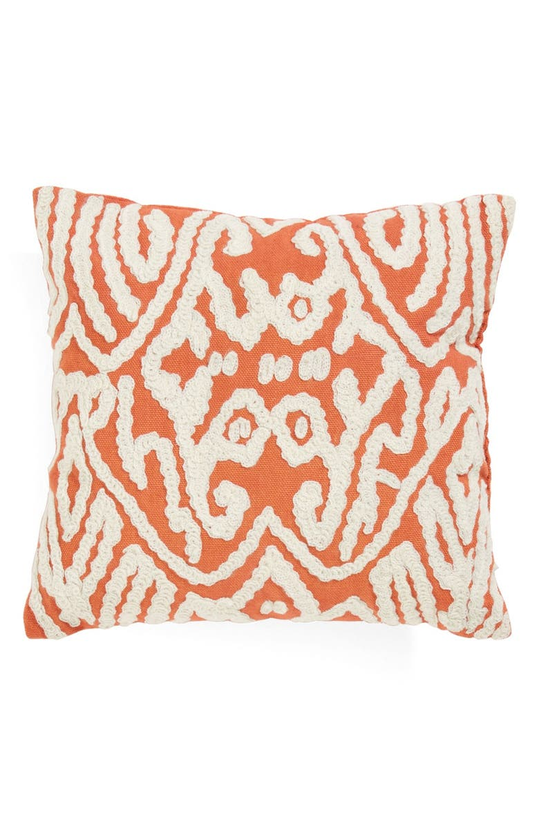 NORDSTROM at Home 'Ikat' Mini Accent Pillow, Main, color, 221