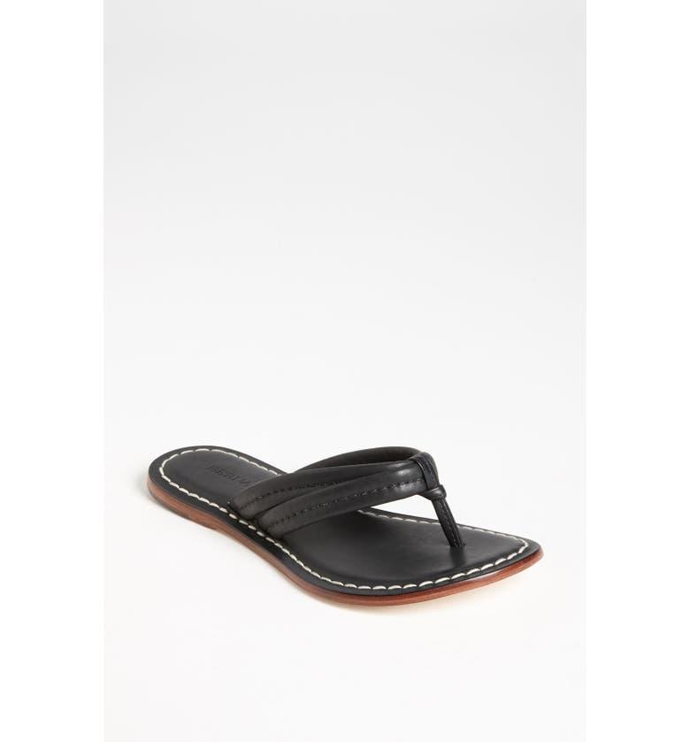 BERNARDO Footwear Miami Sandal, Main, color, 001