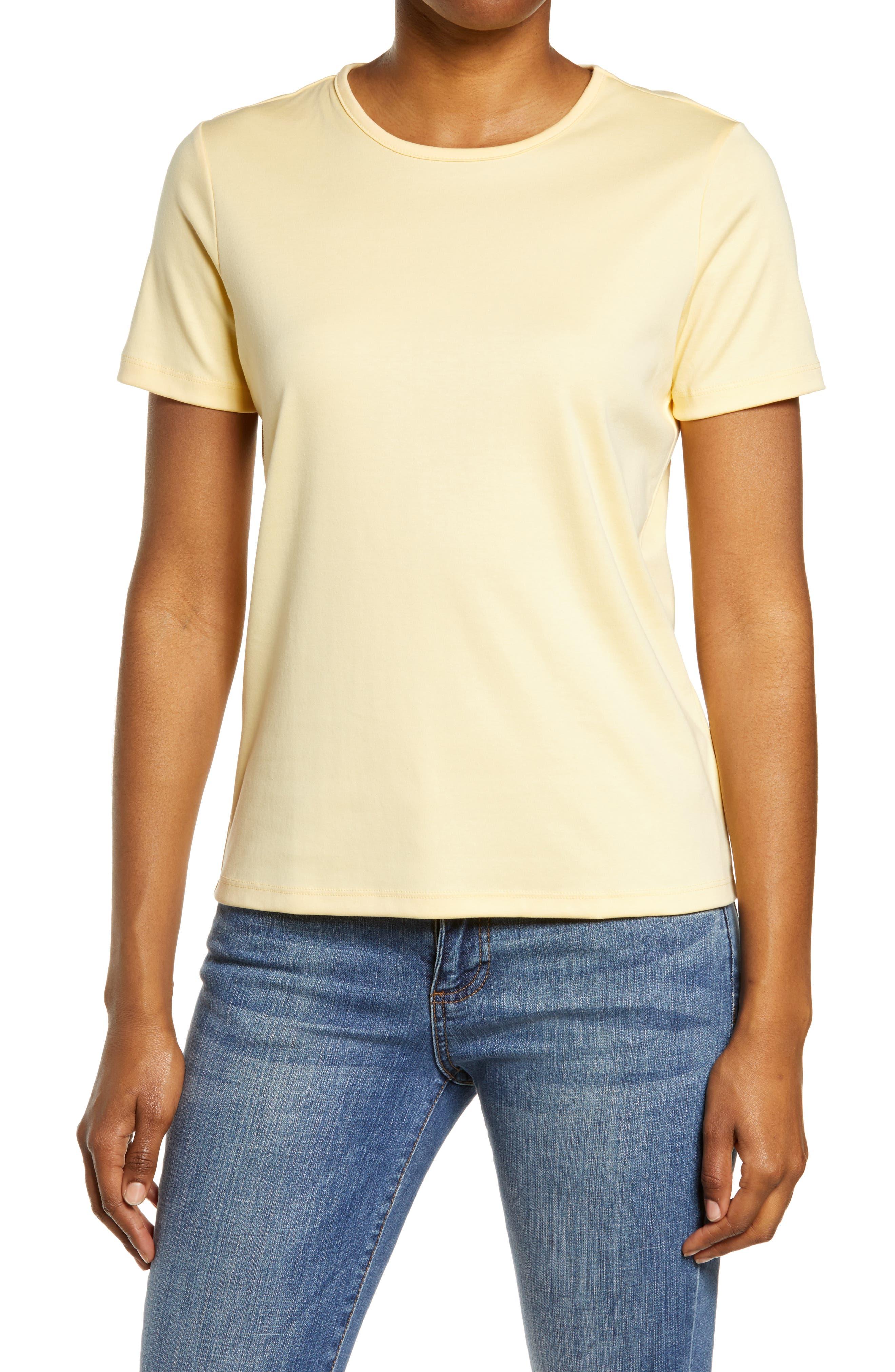Women's L.l. Bean Women's Short Sleeve T-Shirt