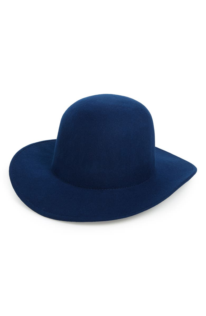 MADEWELL x Biltmore<sup>®</sup> Dome Felt Hat, Main, color, 403