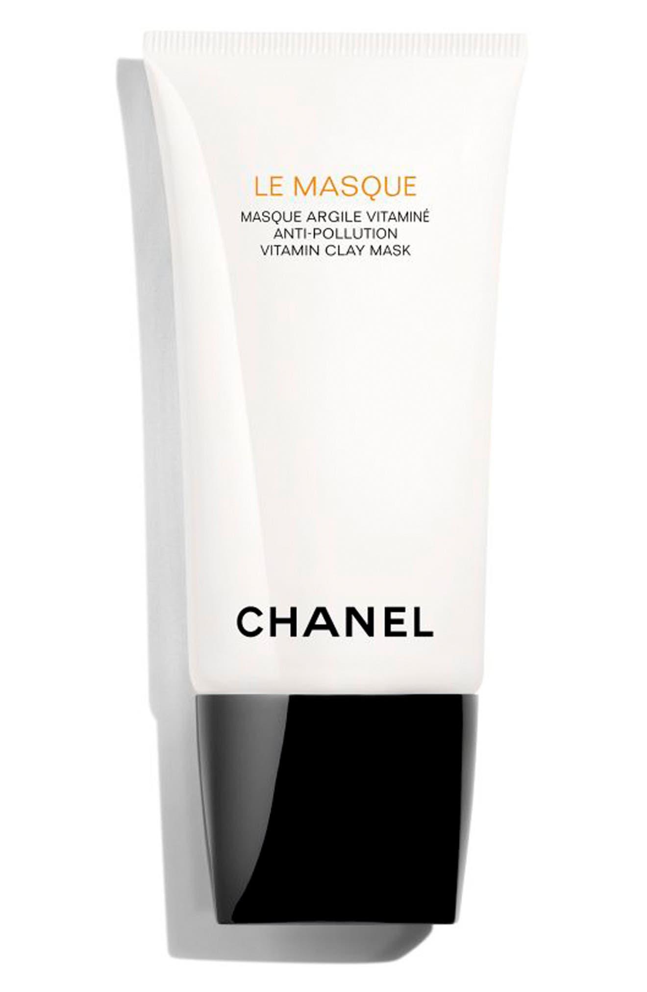 CHANEL LE MASQUE Anti-Pollution Vitamin Clay Mask | Nordstrom