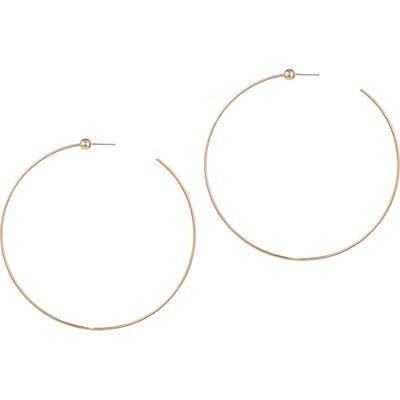 Jenny Bird Medium Hoop Earrings
