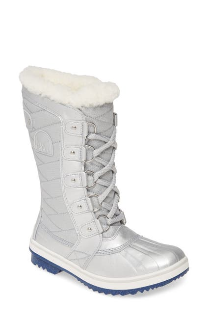 Image of Sorel X Disney 'Frozen'™  Tofino II Genuine Shearling Waterproof Boot