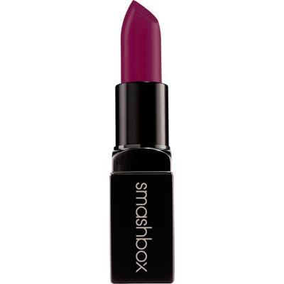 Smashbox Be Legendary Matte Lipstick - Jam On It Matte