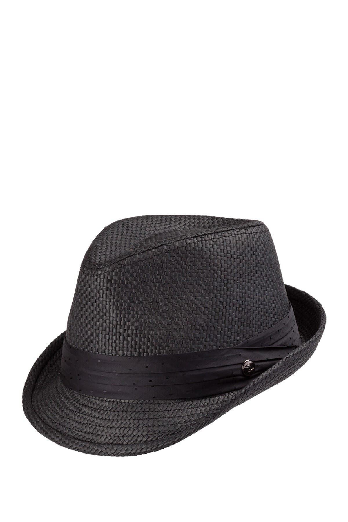 Image of Peter Grimm Headwear Stoli Woven Fedora