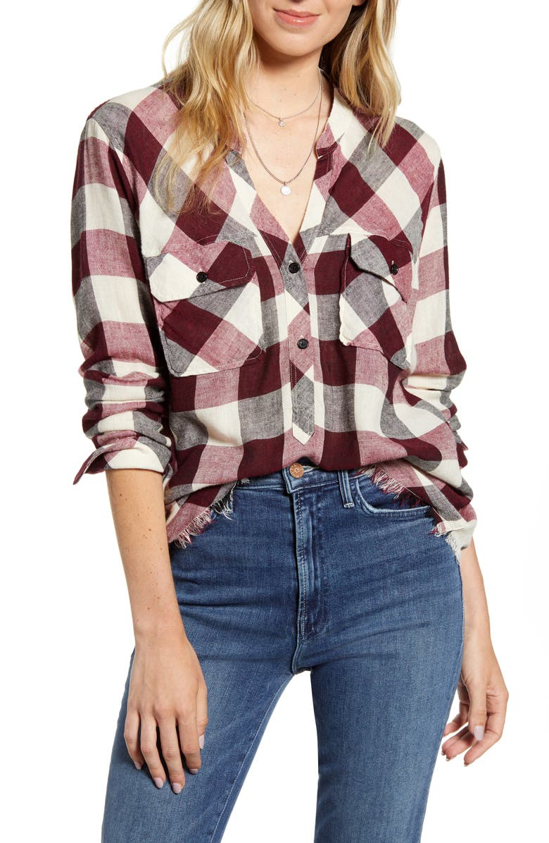 RAILS Redding Plaid Shirt, Main, color, 930