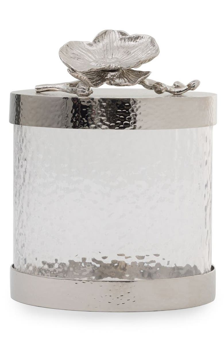 MICHAEL ARAM White Orchid Canister, Main, color, 040