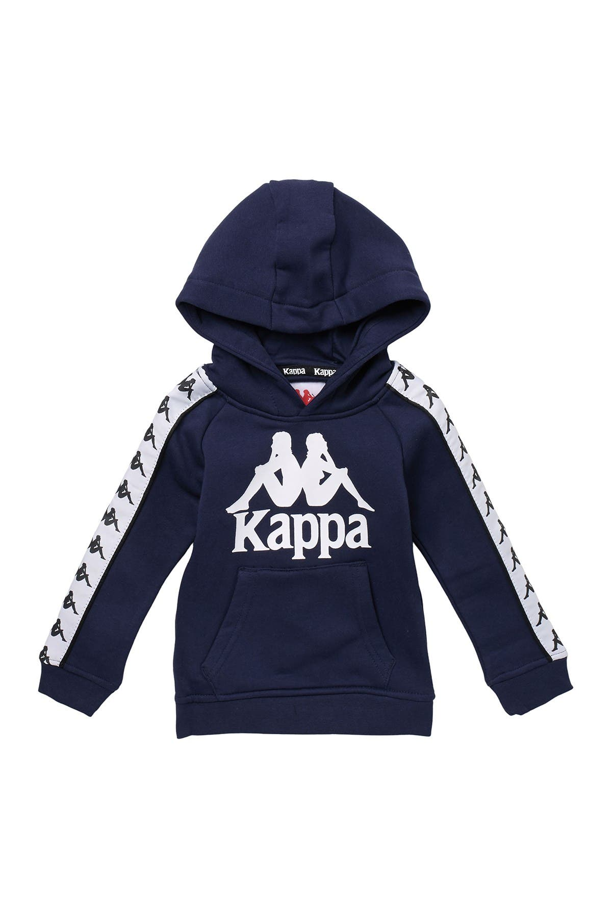 Image of Kappa Active Authentic Hurtado Zip Hoodie