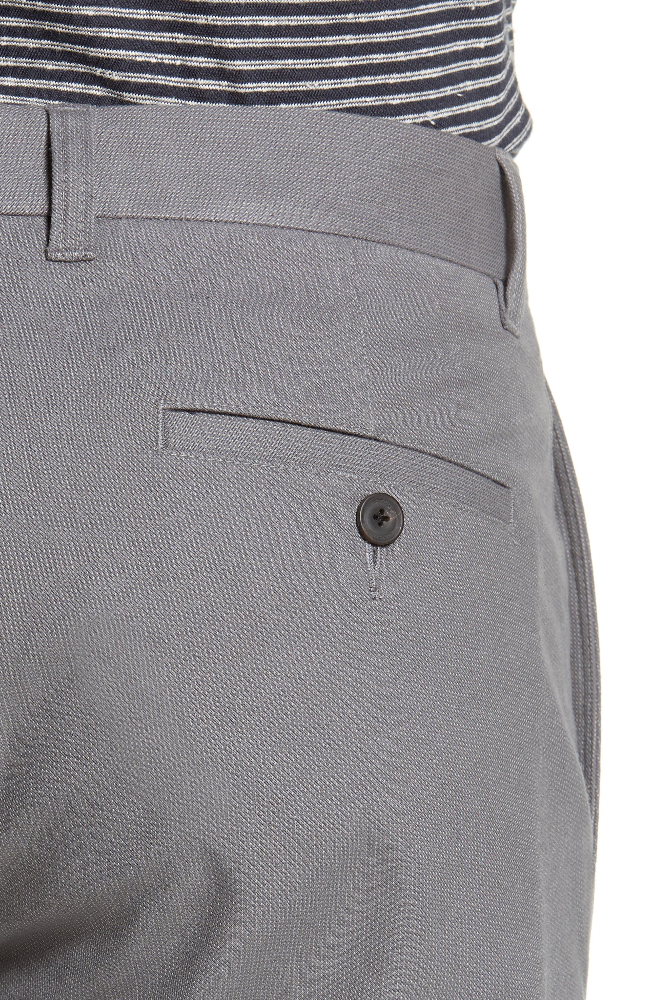,                             Griffith Slim Cut Pants,                             Alternate thumbnail 5, color,                             SLATE