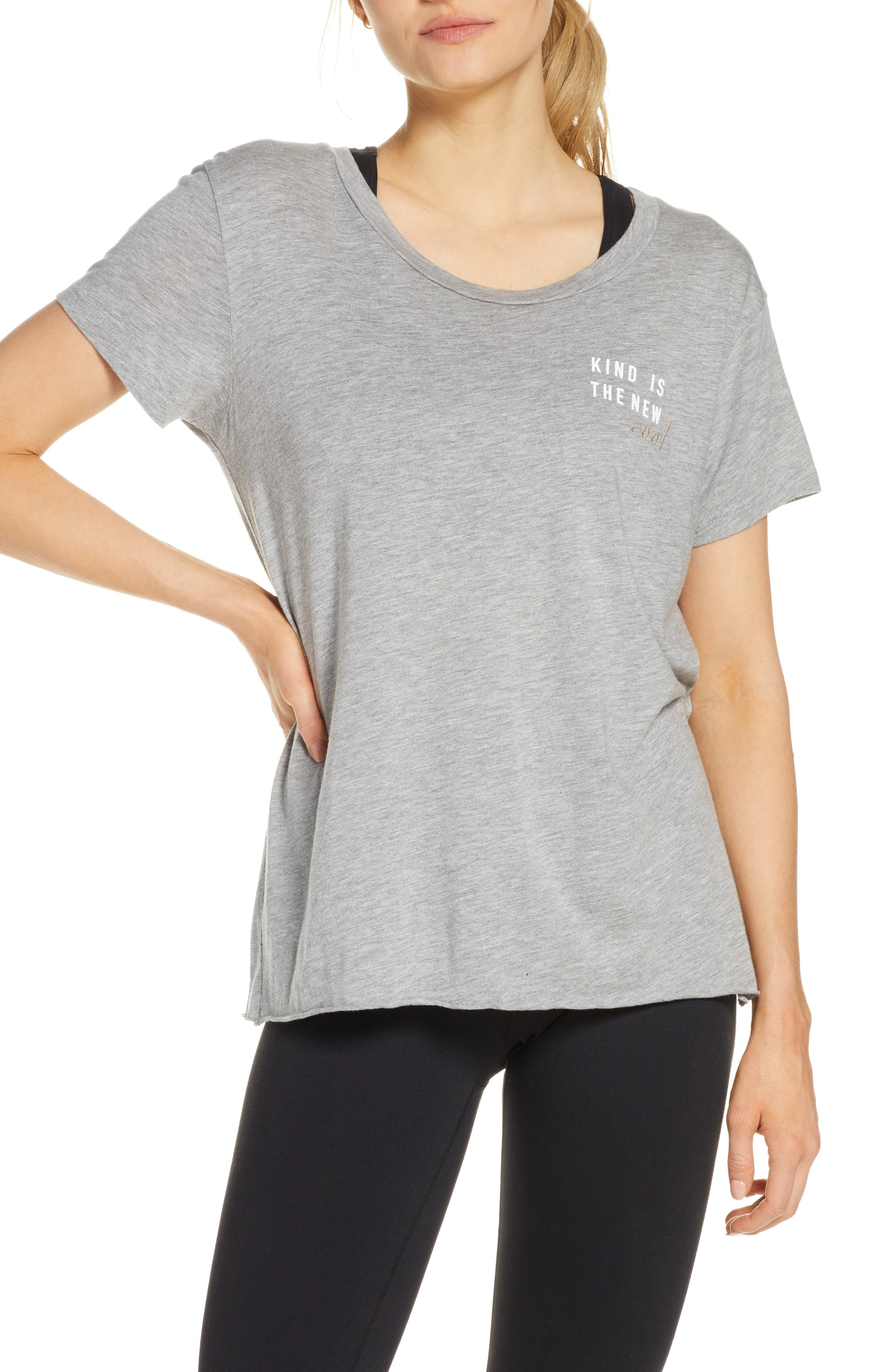 Good Hyouman Dakota Kind Is The New Cool Tee, Grey