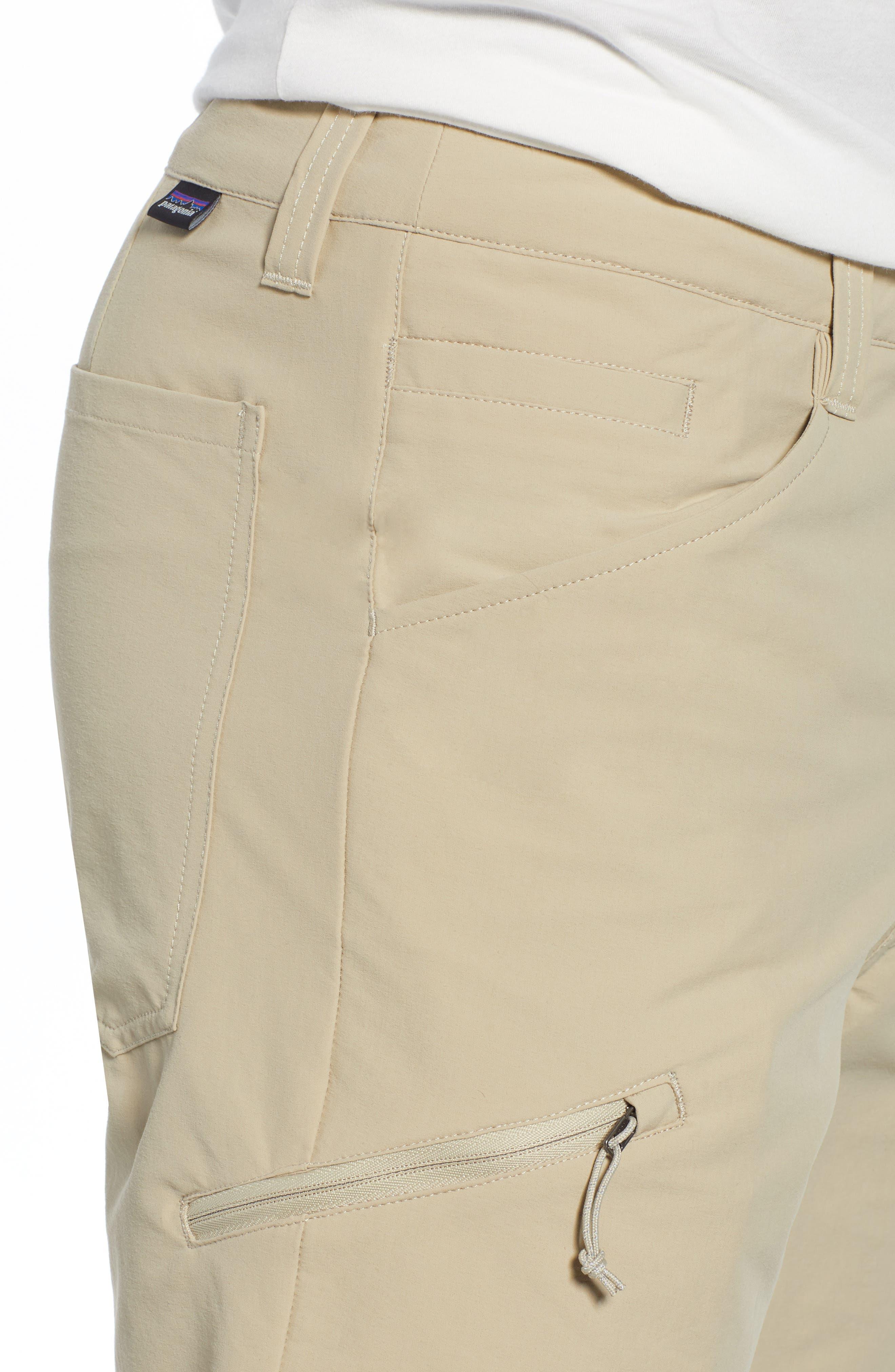 ,                             Quandary Shorts,                             Alternate thumbnail 4, color,                             ASH TAN