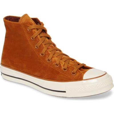 Converse Chuck Taylor All Star 70 High Top Sneaker- Brown