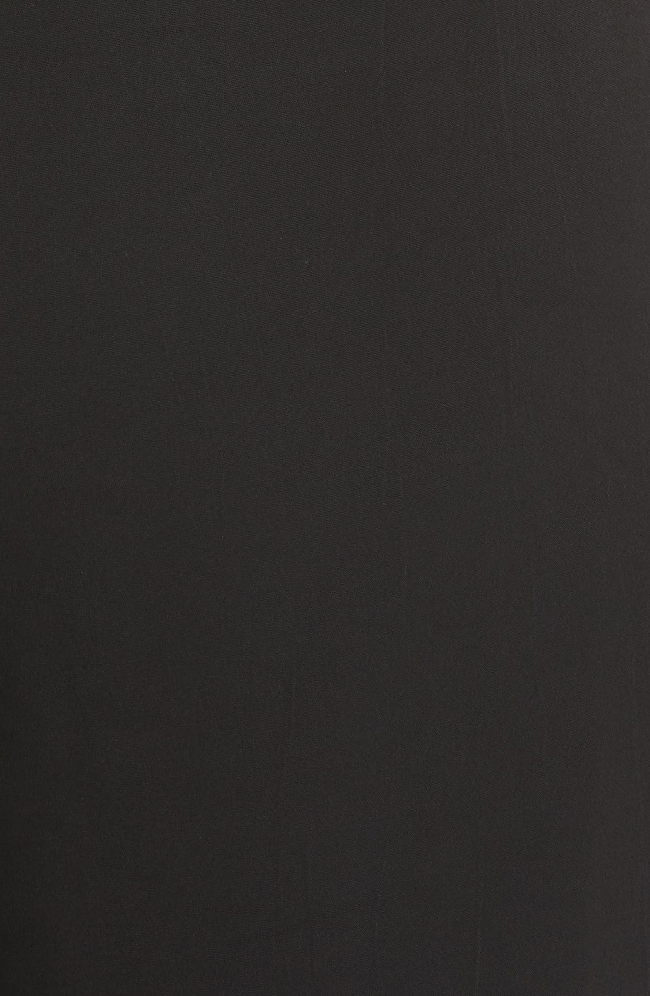 ,                             Symone Sleeveless Jumpsuit,                             Alternate thumbnail 5, color,                             BLACK