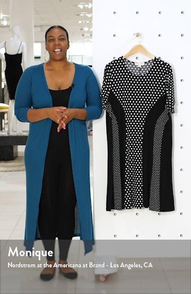 Mod Dot Combo Dress, sales video thumbnail